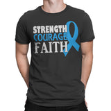 Strength Courage Faith