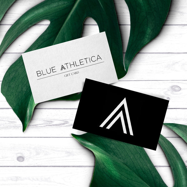 Blue Athletica Online Store - Gift Card