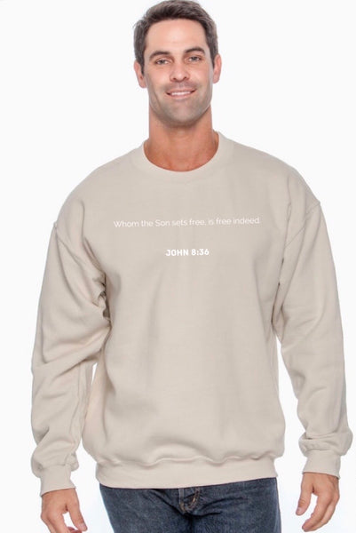Free Indeed Crewneck Sweatshirt