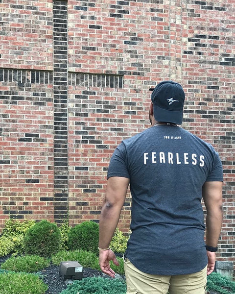 Fearless Scoop Tee