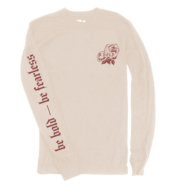 Be BOLD Long Sleeve