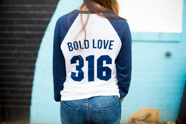 BOLD Love Quarter Sleeve