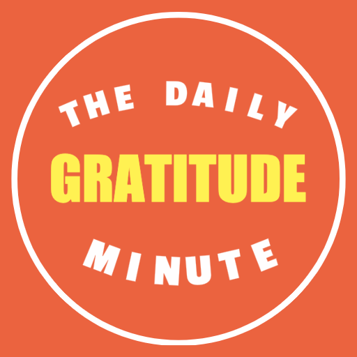 The Daily Gratitude Minute - Giving Back
