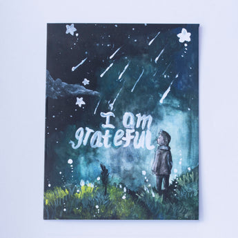 Say It With Gratitude - 1 Pack of 8 Cards: I Am Grateful