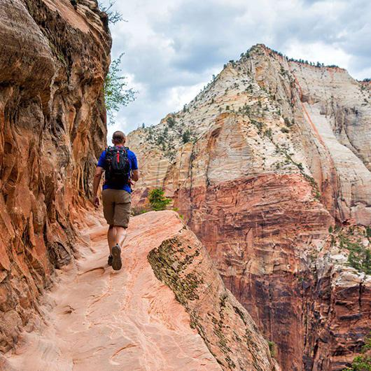 Gratitude Adventure In Zion And Bryce Canyon National Parks - Balance
