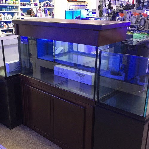 90 Gallon Aquarium with Cherry Stand and Canopy & 90 Gallon Aquarium with Cherry Stand and Canopy u2013 Ocala Reef