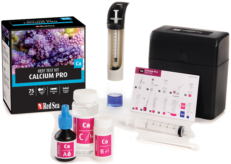 Red Sea Calcium Pro Test Kit