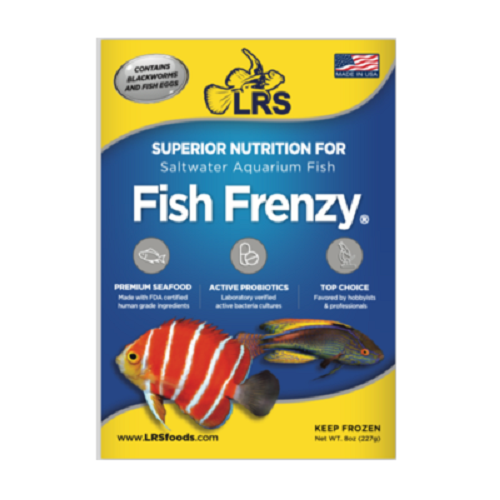 LRS - Fish Frenzy 8oz.