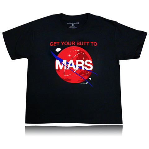 Youth Get Your Butt to Mars