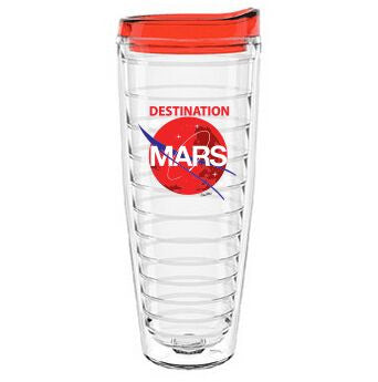 DESTINATION MARS TUMBLER, 26OZ