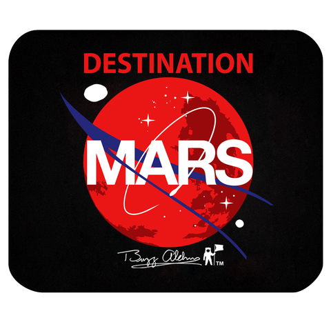 DESTINATION MARS MOUSE PAD