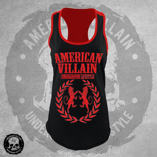 Womens Fighting Lions Tank