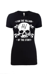 Womens I am the Villain