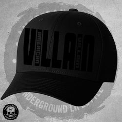 Black on Black OG Villain Hat