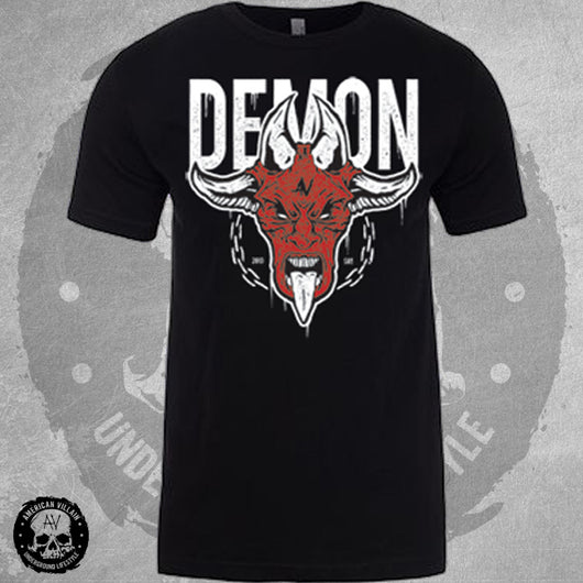 Demon Black Tee