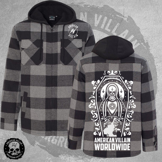 AV Worldwide Flannel Jacket