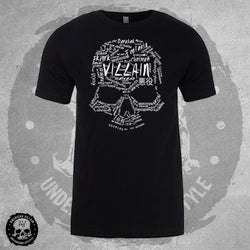 Villain Language Mens Tee