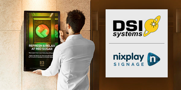 NIXPLAY SIGNS DISTRIBUTION AGREEMENT WITH DSI SYSTEMS