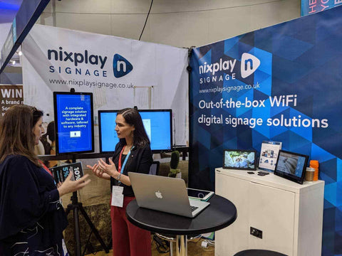 Denise Kehoe, Nixplay Signage Senior Sales Manager