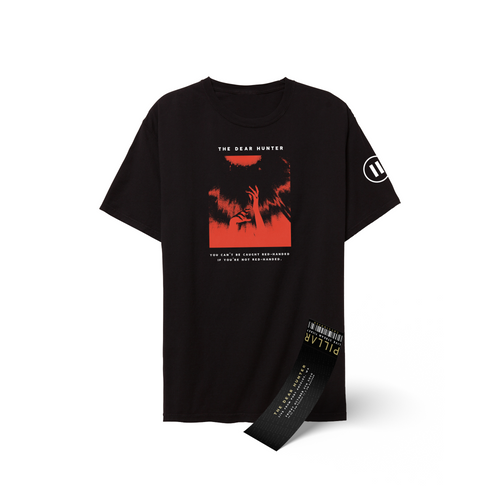 Red Hands Tee (Live Stream Bundle)
