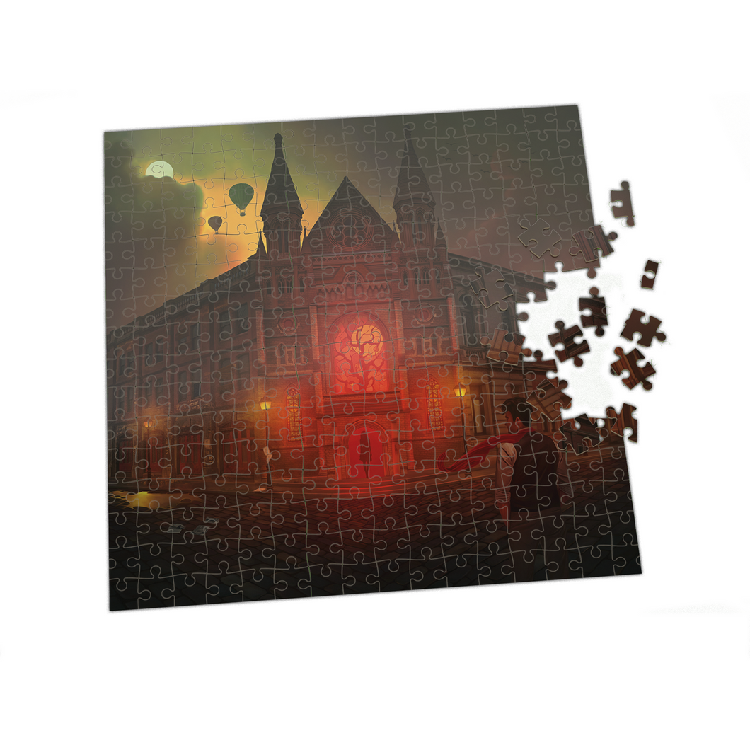 Act II Limited Edition Puzzle (Livestream Ticket)