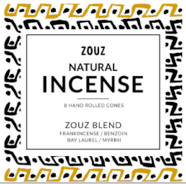 Zous Incense - Zous Blend