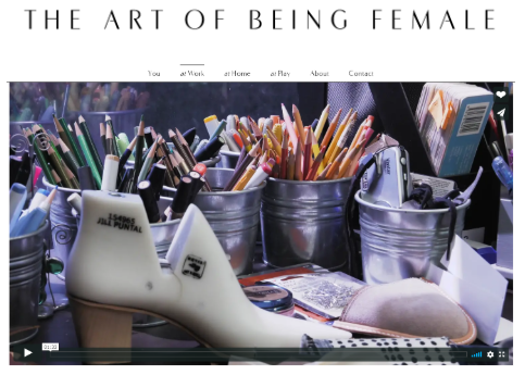 The Art of Being Female