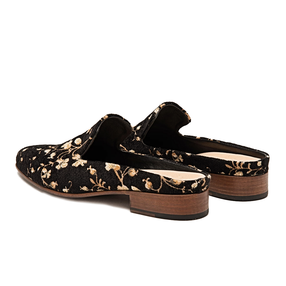 Floral Grace Women's Slip-On Shoe