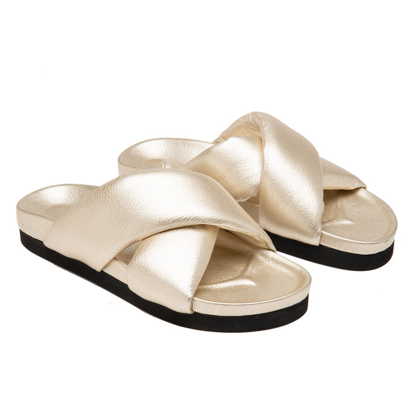 Women's Alex Sandal Gold