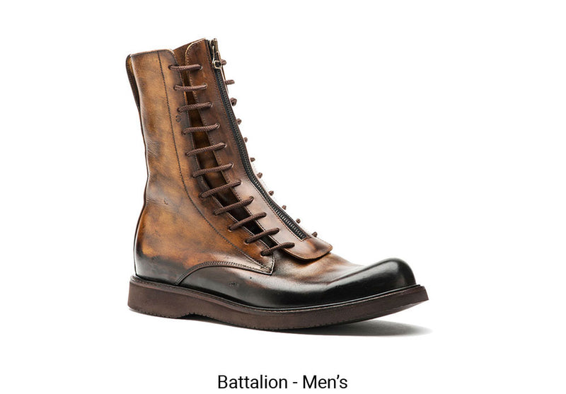 Battalion Made To Order Mens Boot