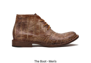The Boot Men's Made To Order Boot