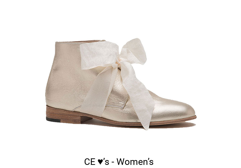 CE Women's Made To Order White Boot
