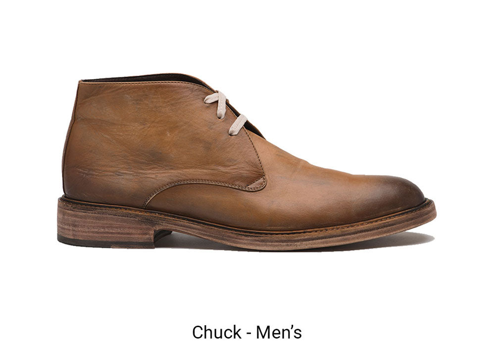 Brown Made To Order Mens Chuck