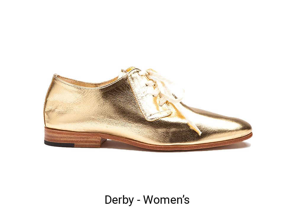 Derbey Made To Order Women's Shoe