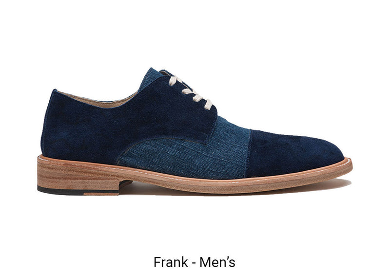 Frank Men's Made To Order Shoe