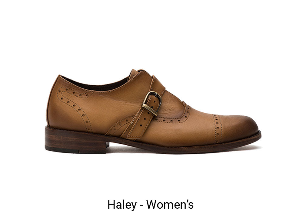 Haley Women's Made To Order Shoe