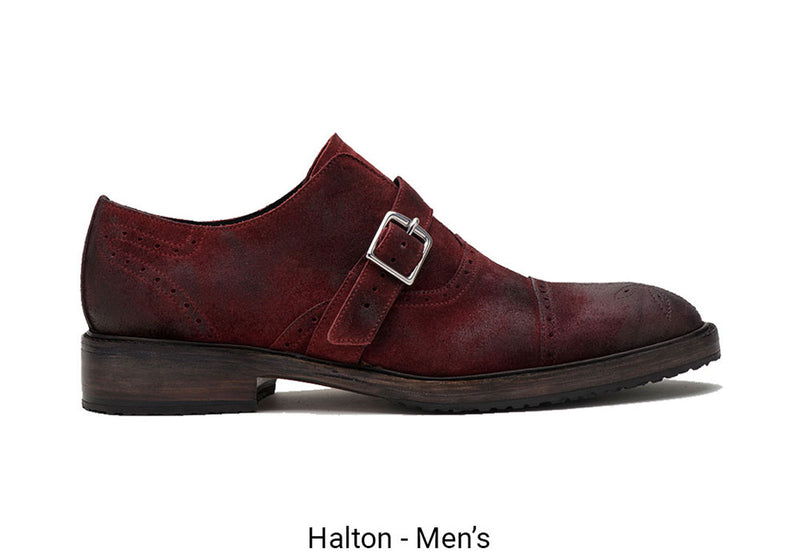 Halton Men's Made To Order Shoe