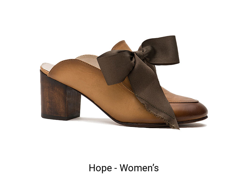 Hope Women's Made To Order Shoe
