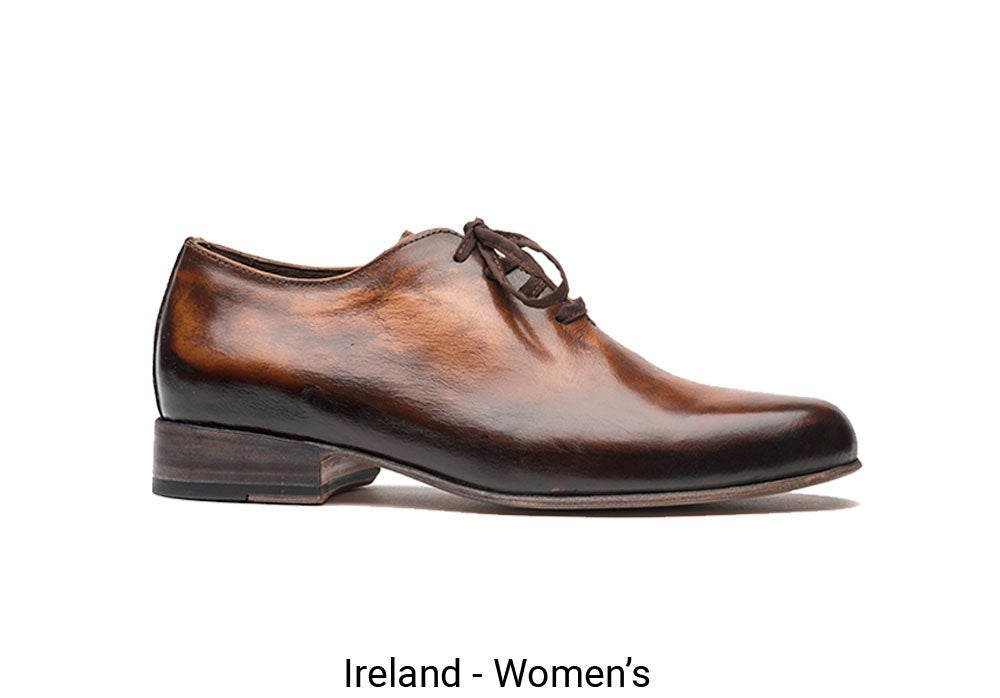 Ireland Women's Made To Order Shoe