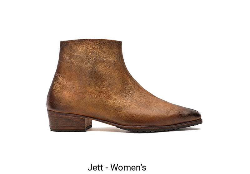 Jett Women's Made To Order Shoe