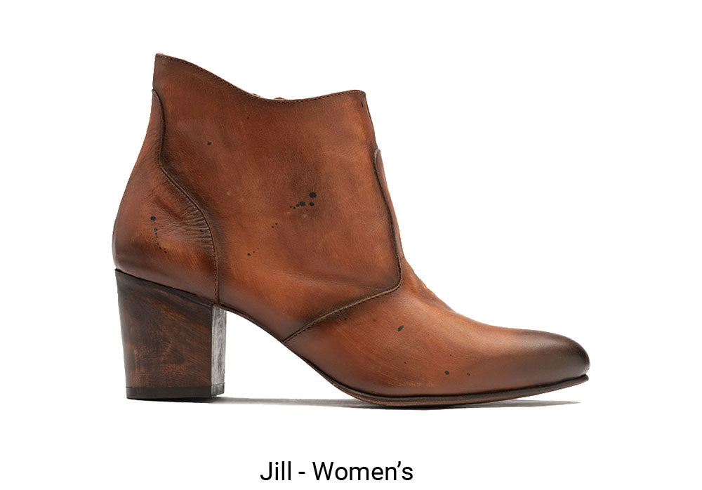 Brown Jill Women's Made To Order Shoe