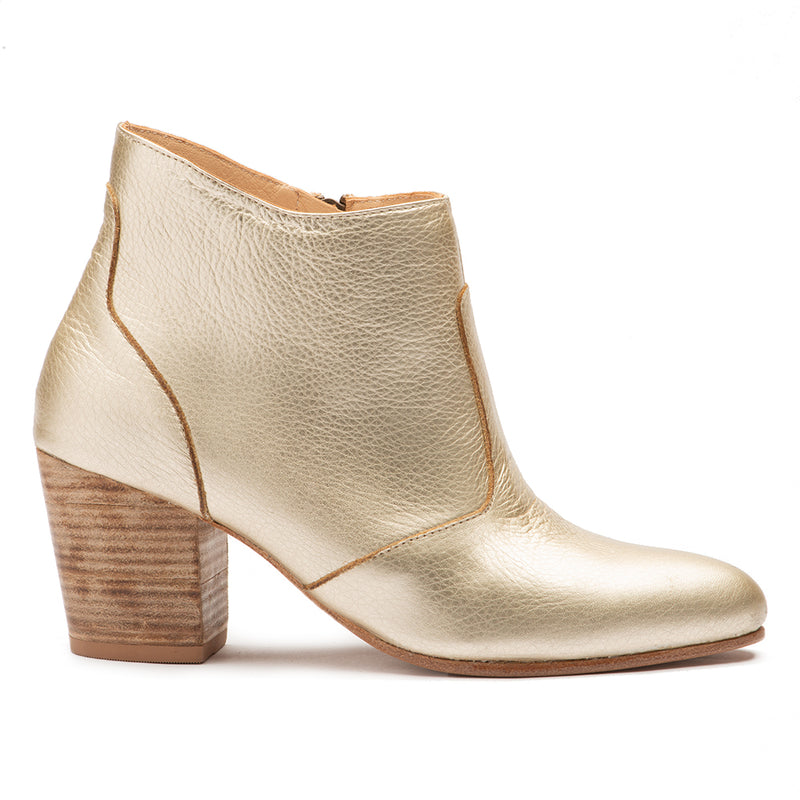 Women's Gold Platinum Jill Boot
