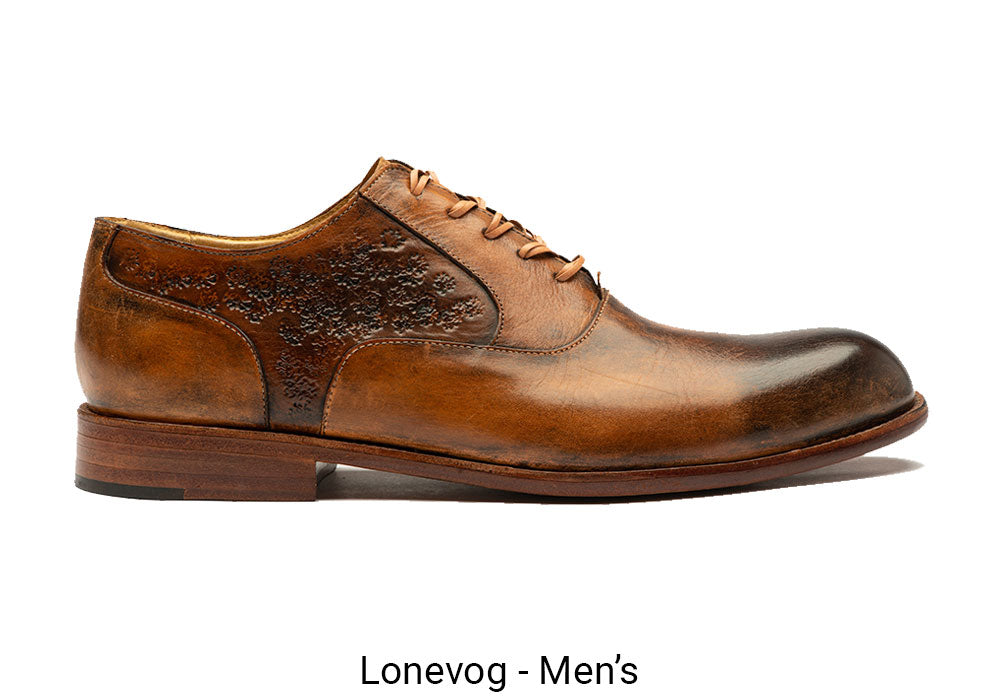 Lonevog Men's Made To Order Shoe