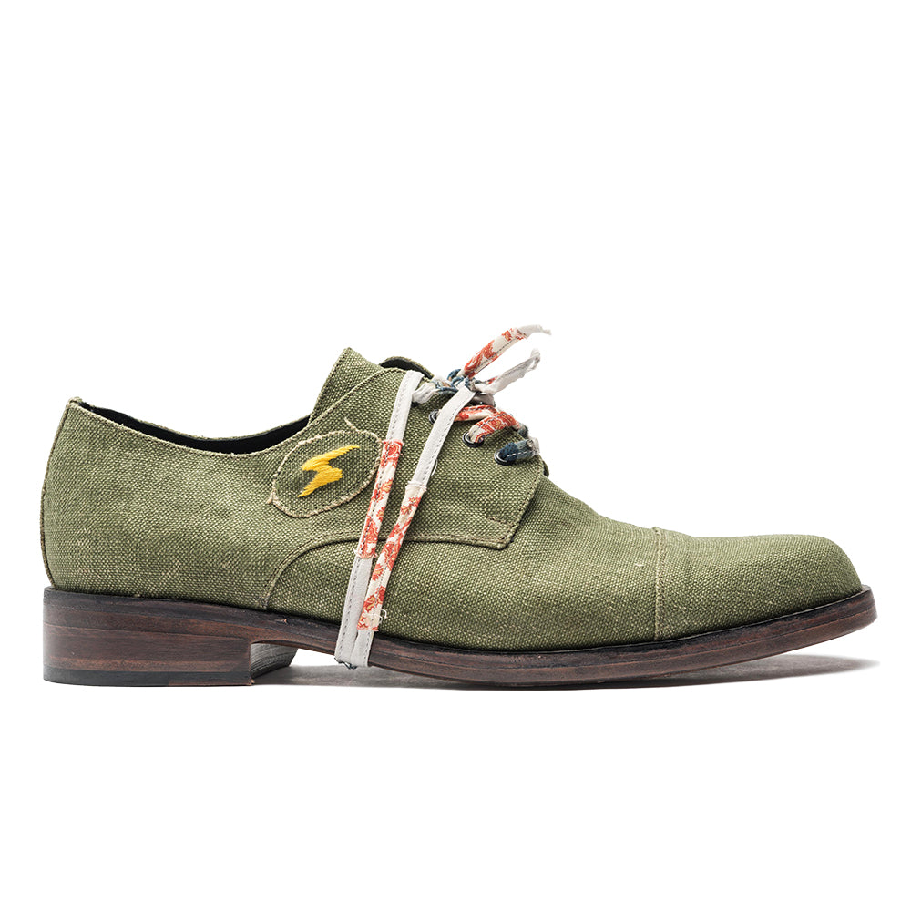 Nick Fouquet Captoe Green