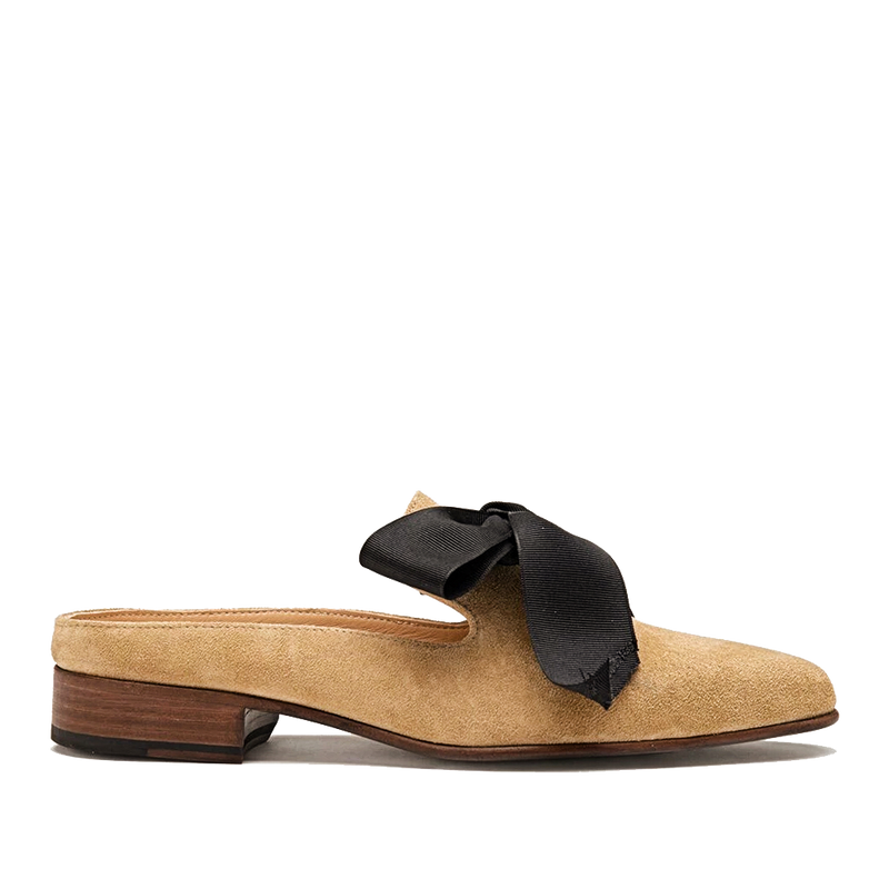 Women's Tan Suede Grace