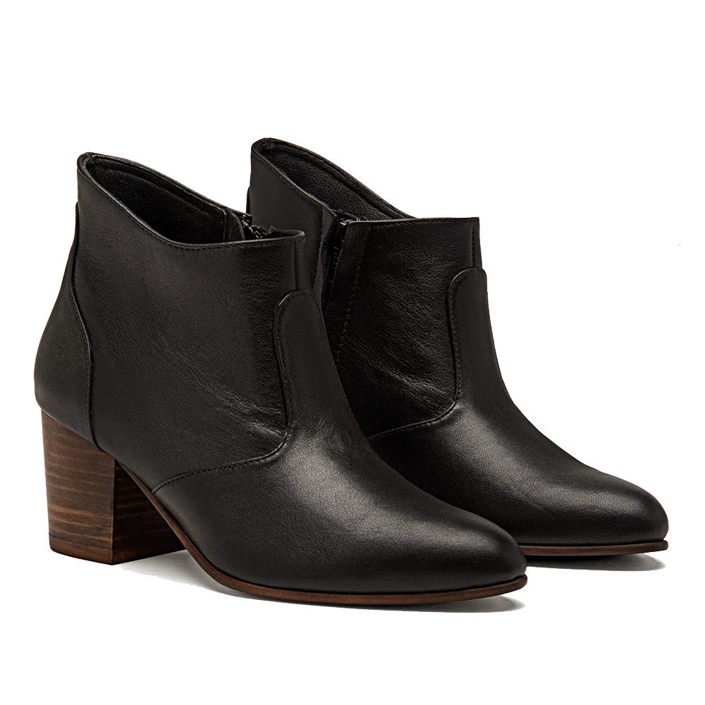 Women's Black Jill Boot