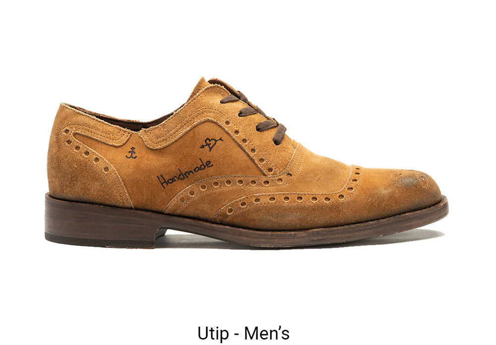 Utip Men's Made To Order Shoe