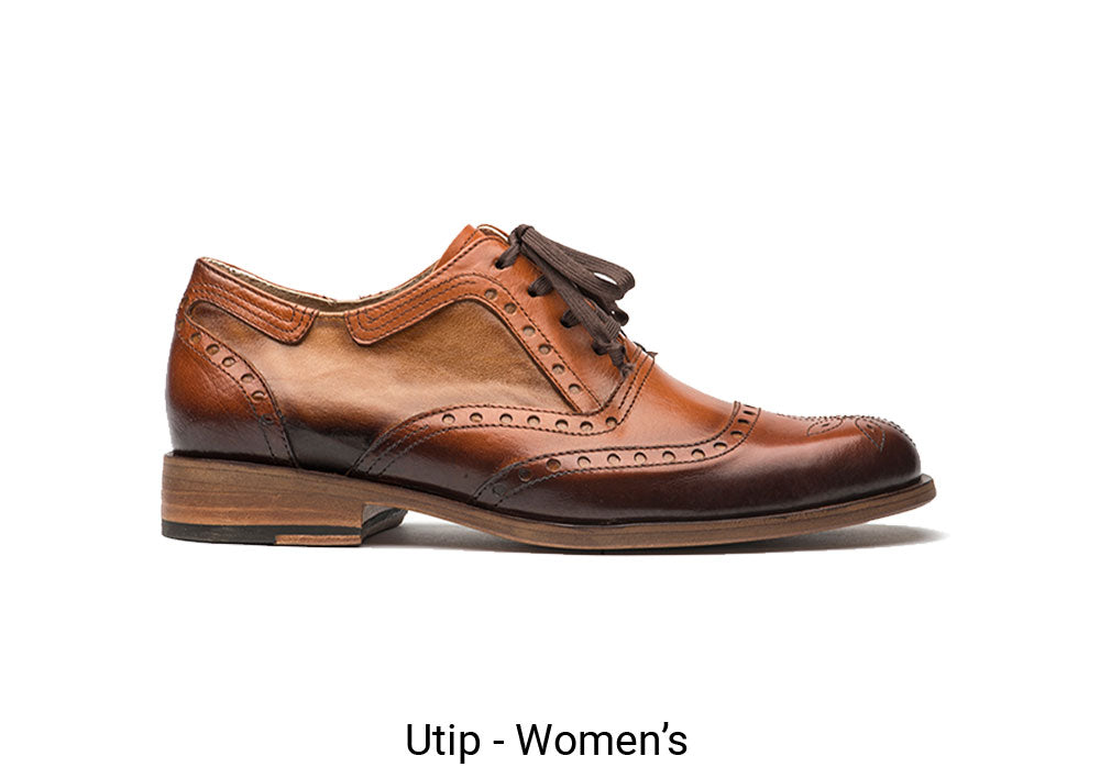 Utip Women's Made To Order Shoe