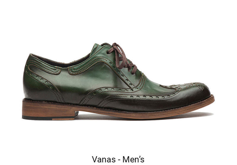 Vanas Men's Made To Order Shoe