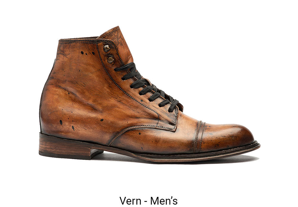 Vern Men's Made To Order Boot